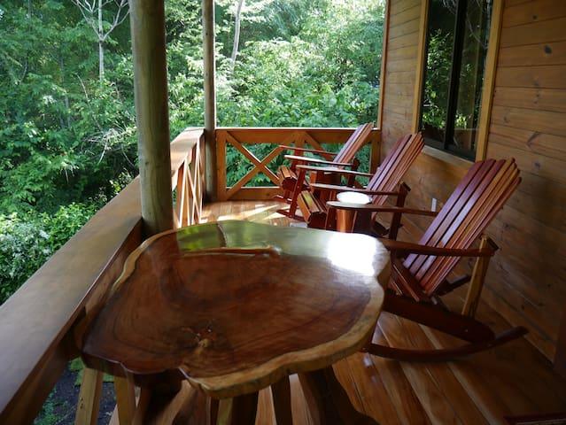 Tropical Beach Home - In the Canopy - Beach 100m