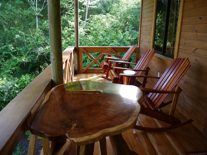 Tropical Beach Home - In the Canopy - Beach 100m