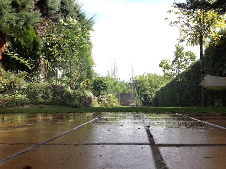 El Remanso de Paz, naturaleza, a 20mn de Madrid
