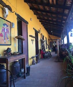 La casa de Juan Jorge Anaya