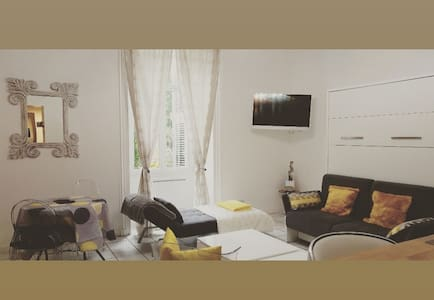 Chaleureux meublé de 40m2 en hyper centre  3***