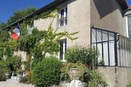 Jolie maison familiale en Bourgogne