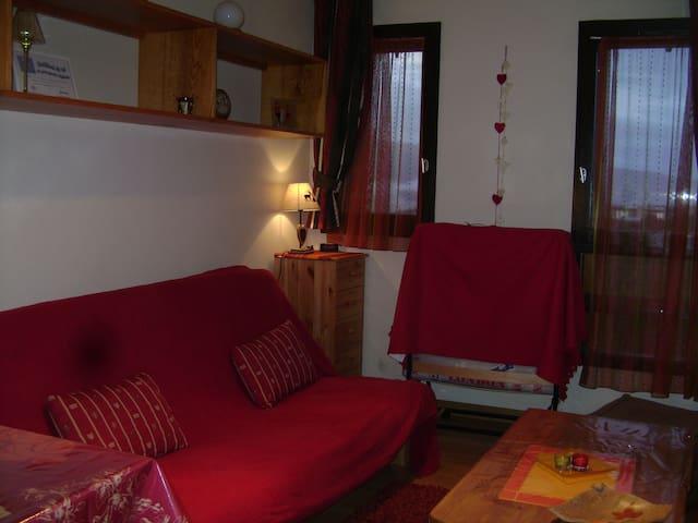 charmant studio aux pieds des pyrénées - Bolquère - Pis