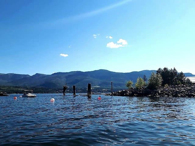 Shuswap Lake Private 5 Star RV Resort