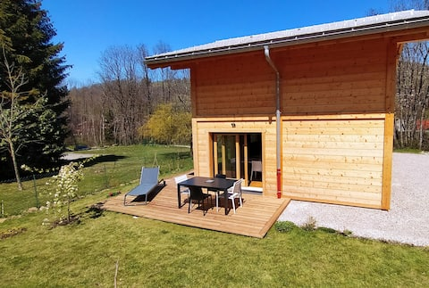 Chalet neuf 5/7 personnes