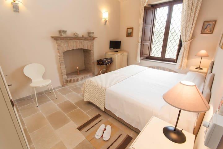 Tenuta Ciminata Greco - Camera doppia/matrimoniale