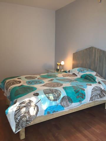 Habitación & baño privado, en Las Animas.
