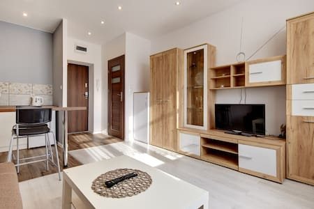 A cozy apartment in the heart of Katowice