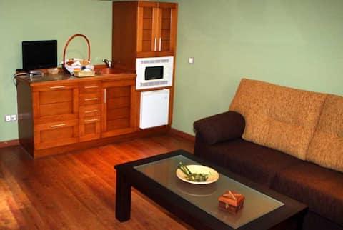SOLANO - Casa el Yelmo de Mambrino (2 ad.+2 niños)