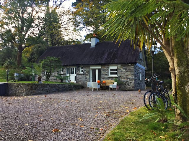Coach House At Glashnacree House & Gardens