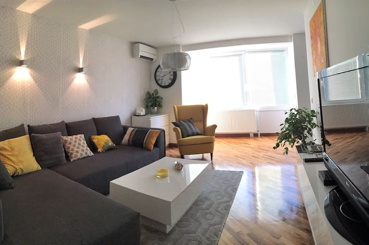 Marko's city center app + parking - Ljubljana - Apartment