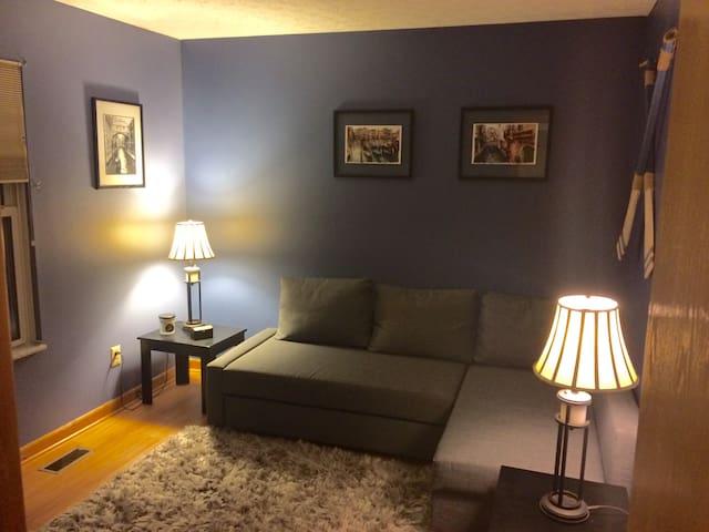 Cozy 1 bedroom in Hilliard