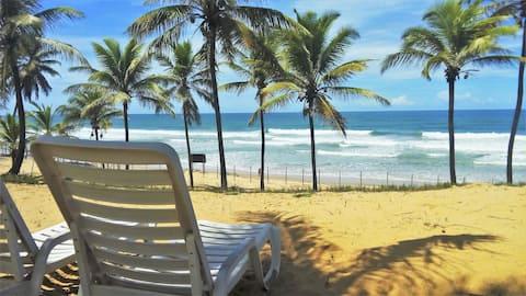 Suíte na beira da Praia de Santo Antônio (1 de 5)