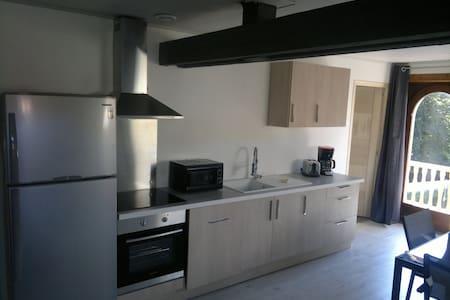 F4 Comoretto au 2ème étage avec balcon - Bonneville - Квартира