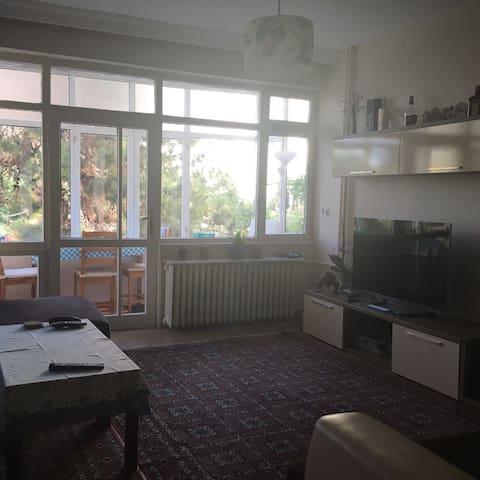Nice room in city center - Şişli - Daire