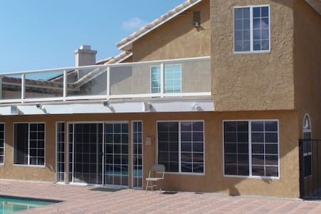 Ist room Condo Style unit located behind residence - Castaic