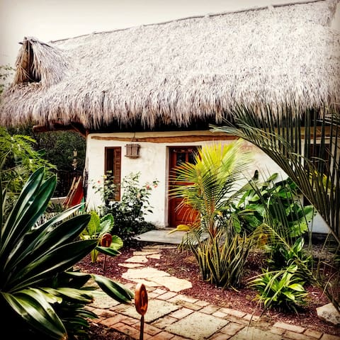 Tierra Nahua  EcoLodge Casa 🥥 150 mt from  beach