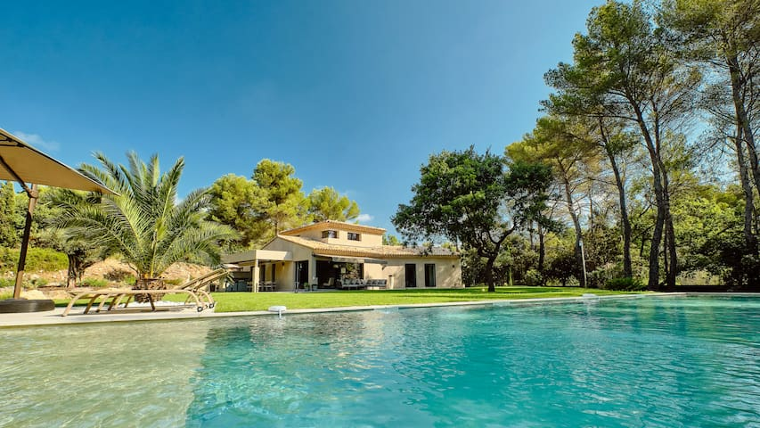 L'Opio Villa, villa de luxe, French Riviera