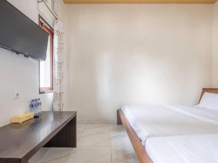 Hotel Buah Sinuan Lembang Strategis Ke Wisata2 Lbg