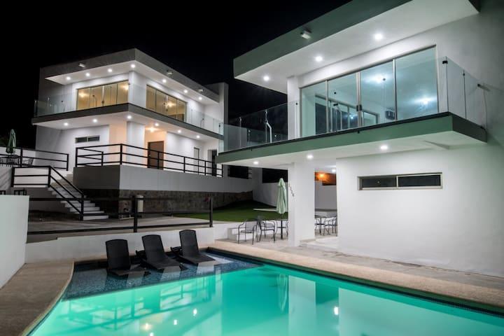 Dream House Ocean View San Carlos