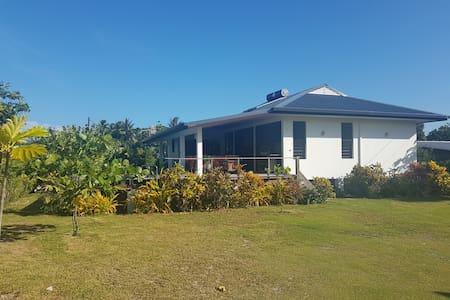 Villa Moe & Tevai, Moorea, Motu Temae - Te'avaro - Villa