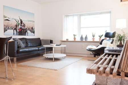 Cosy and modern apartment in the heart of Aarhus - Aarhus - Lakás
