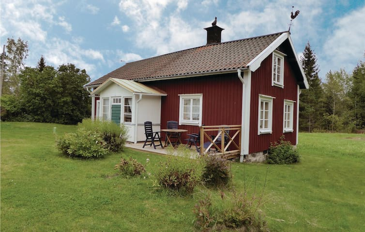 Holiday cottage with 1 bedroom on 48m² in Herräng