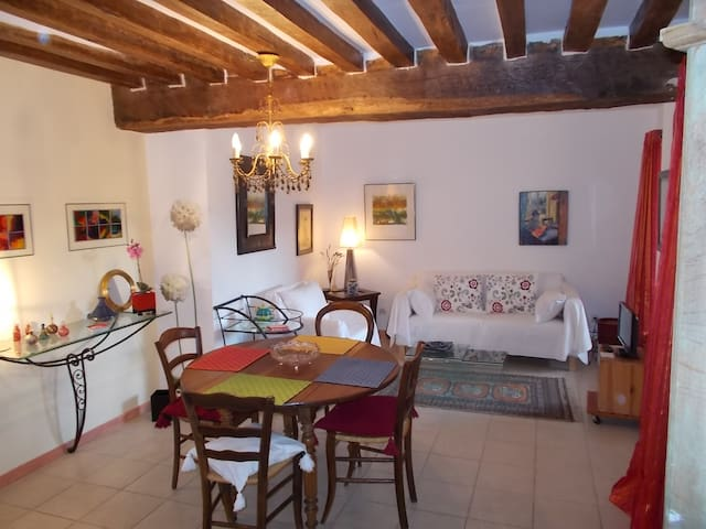 La maison St Antoine - Couches - Ev