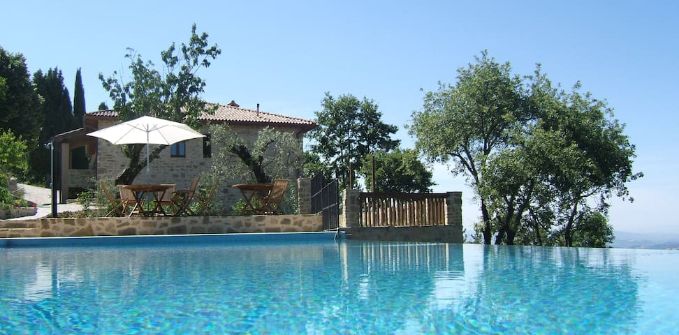 Stunning Boutique B&B in Umbria (2) - Perusa - Bed & Breakfast