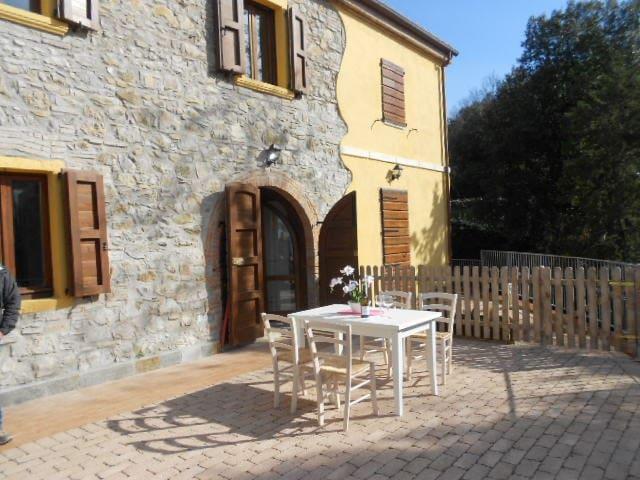 """Casa Maurizio """"LE QUERCE"""" - Santa Luce - Huoneisto"""
