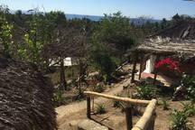 "Beautiful ""SOL"" room at Casa Mixtli in Zipolite"
