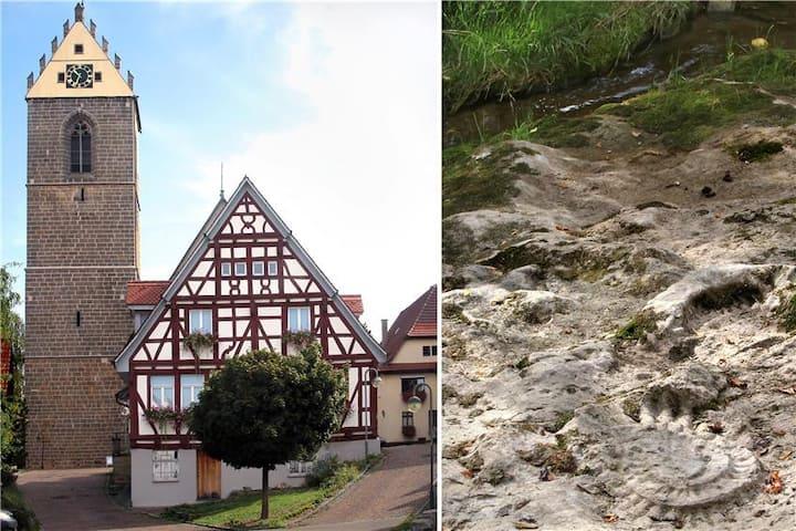Charmante Wohnung, nahe Tübingen