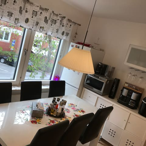 Easy access to Stockholm City centre