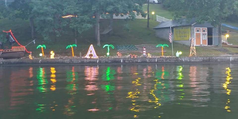 Allison Family Guide to the Lake of the Ozarks