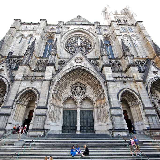 Photo of The Cathedral Church of St. John the Divine