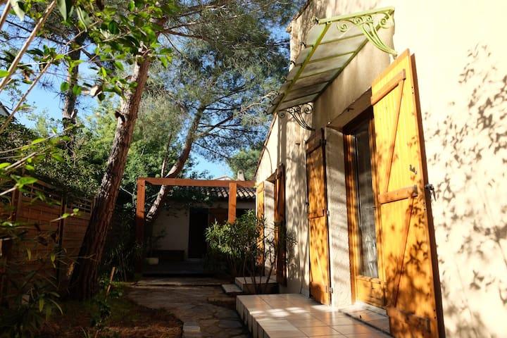 Superbe Maison de Famille à 5 minutes de la plage - Argelès-sur-Mer - Hus