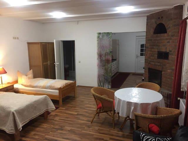 Ferienwohnung auf Rügen - Dreschvitz - 아파트