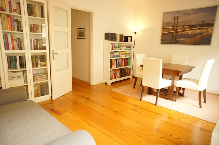 NEW! Cozy apartment in downtown. WIFI - Lisboa - Apartment