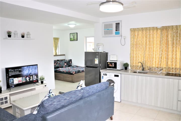 Apartment on 2nd Floor,Balcony,Jacuzzi,Terrace,BBQ