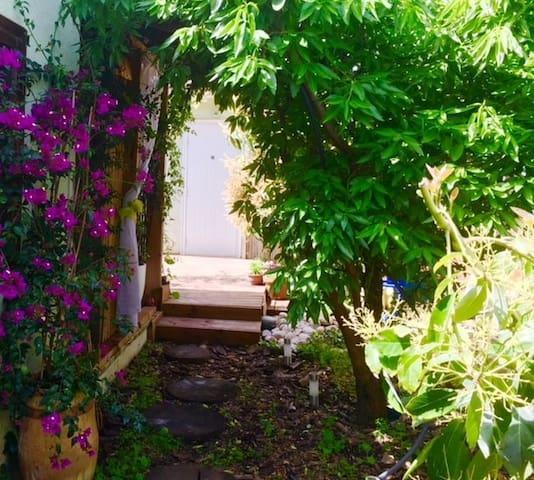 The fruit garden guesthouse :)