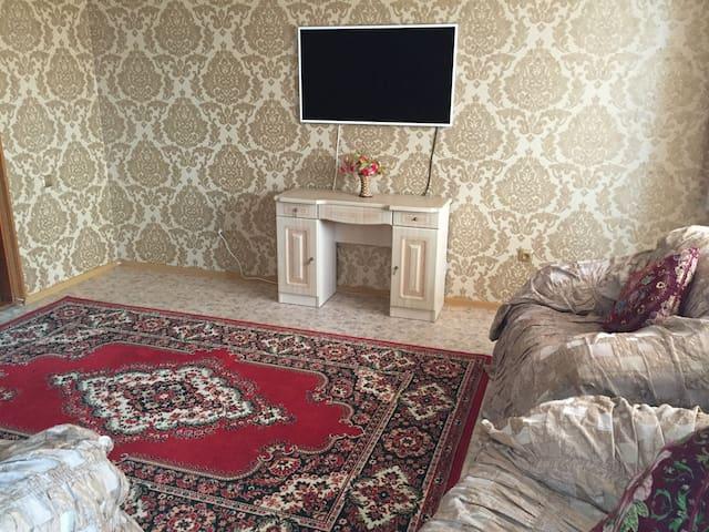 35$ Сдается 2ком.кв в самом ценре - Aktobe - Apartment