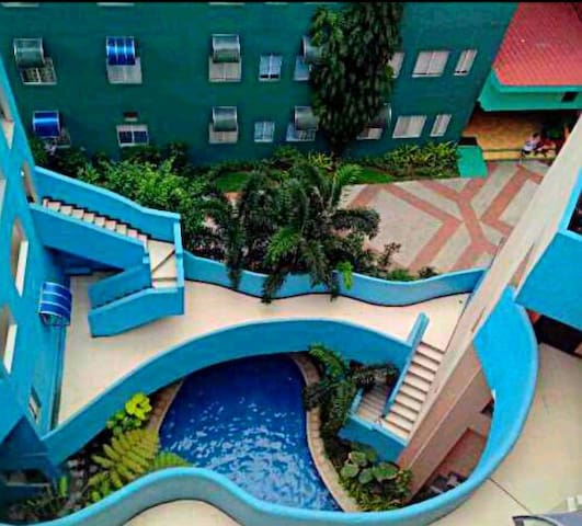 Affordable 2BR Condo for the Family - Quezon City - Apartment