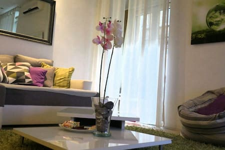 Nice, cozy two rooms apartment - รีเยกา