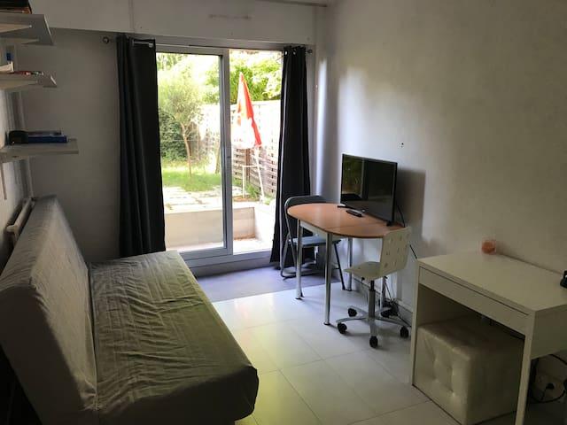 Studio privé - Paris / Courbevoie