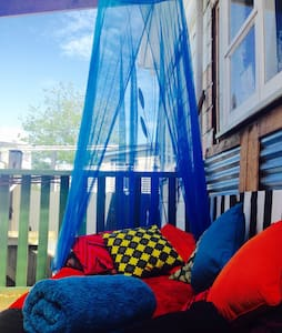 Central City Homestay - Patio Bed - Whanganui