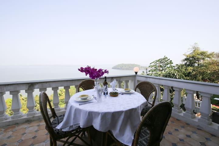 Casa de Cocum - Suite 2 - ดาโบลิม - ที่พักพร้อมอาหารเช้า