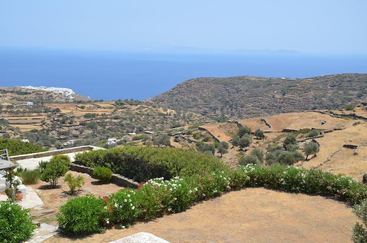 Villa Eleni SIFNOS - Apollonia