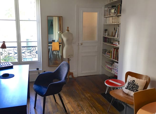 Charmant appartement facile à vivre