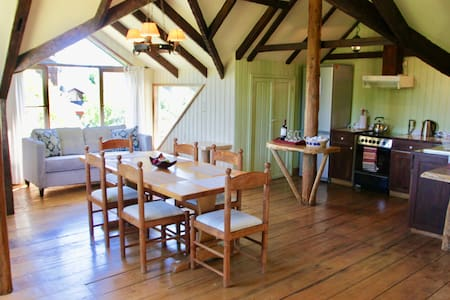 Quinta del Lago Large Cabin - with Activities! - Puerto Varas