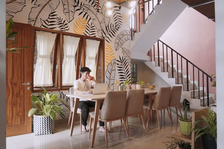 (New) BYTE BnB private room #5